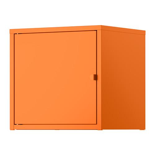 Ikea Lixhult Armoire Metal Orange Placard Armoire Ikea Et Armoire