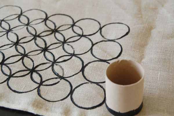 rull tryck1 #fabricstamping