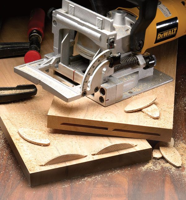 A New Manual For Biscuit Joiners Shop Woodworking