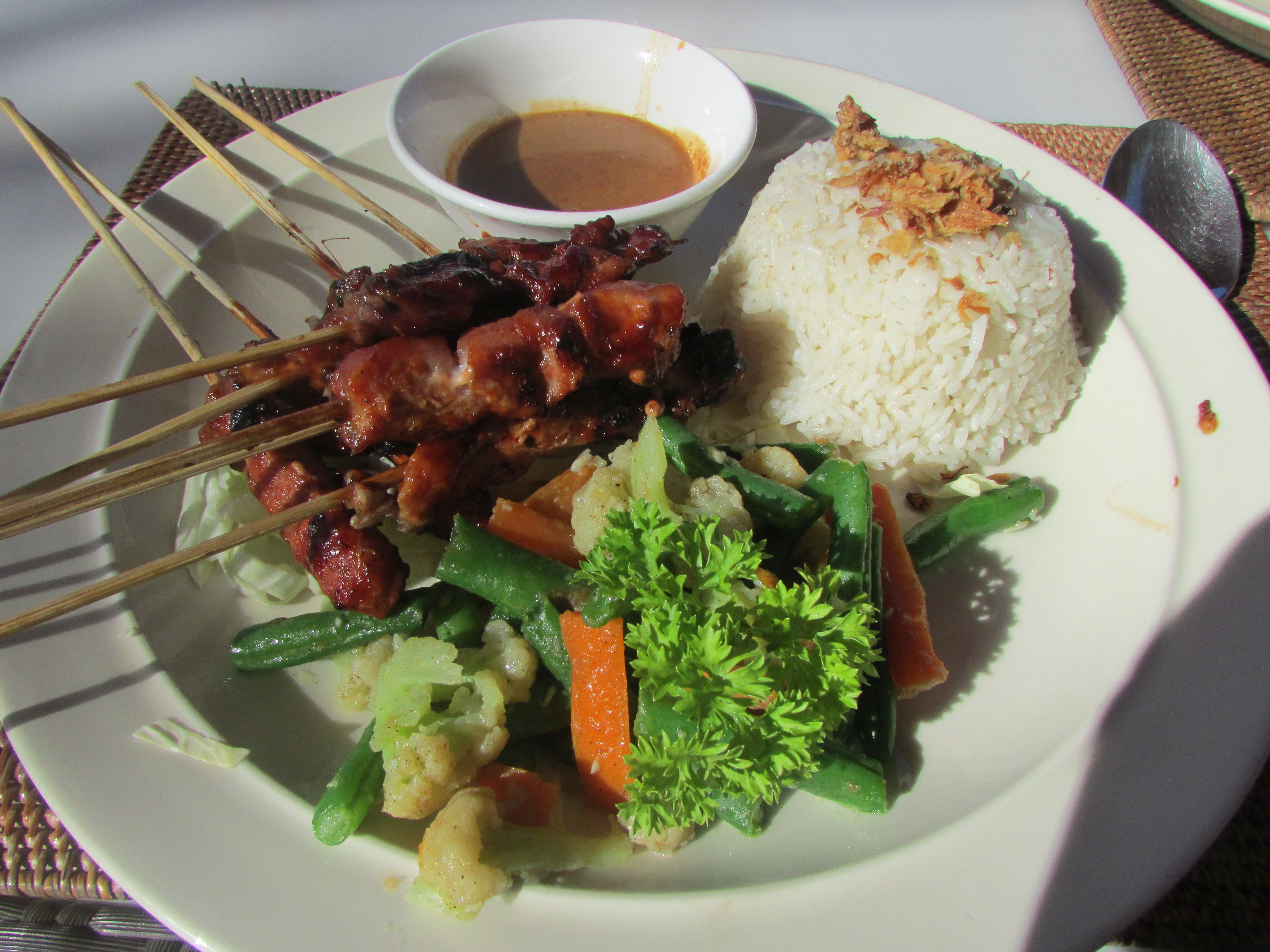 Indonesian dish, Sanur Indonesia, Dishes, Adventure holiday