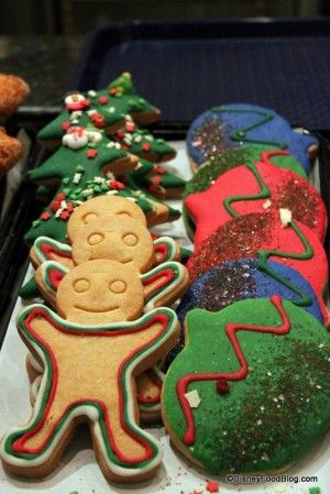 More Disney World Holiday Treats The Disney Food Blog Disney