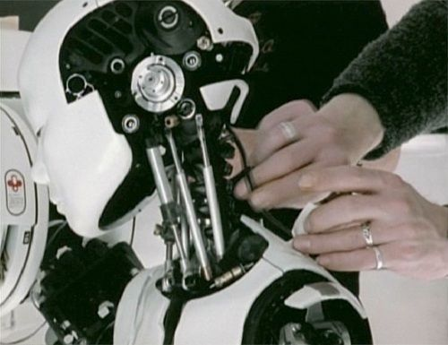 Making Of All Is Full Of Love Directed By Chris Cunningham With