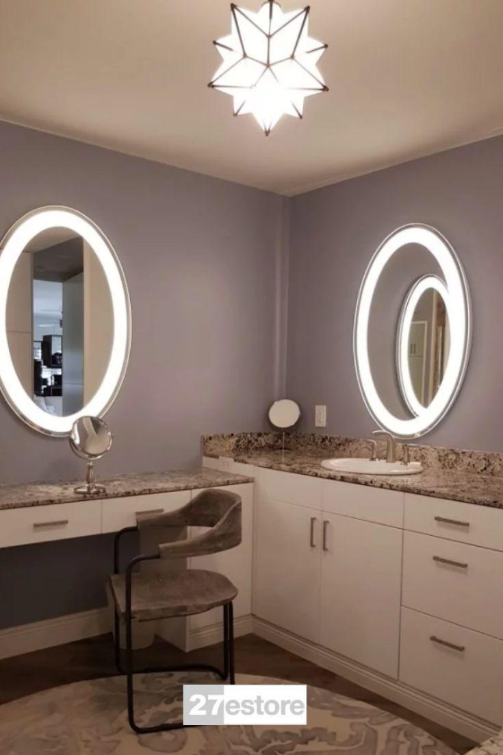Acrylic matte white bathroom tall farmhouse