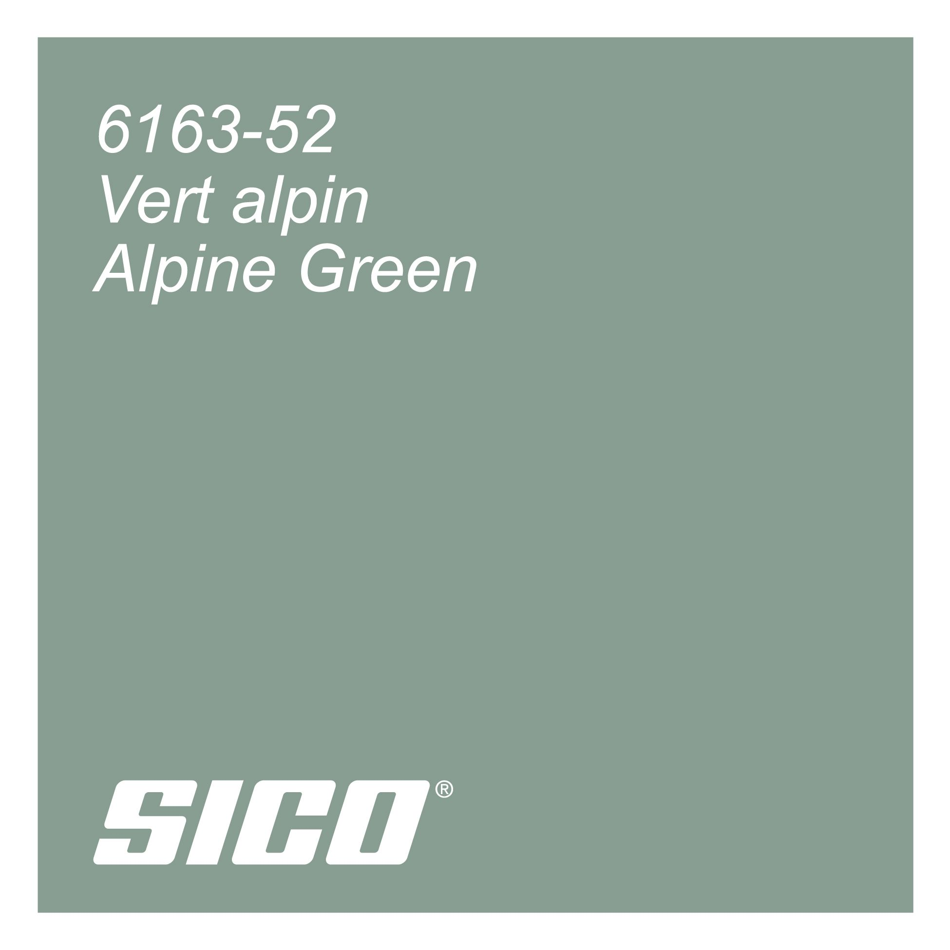 Alpine Green Paint Colour By Sico Paints Vert Alpin Couleur De Peinture Par