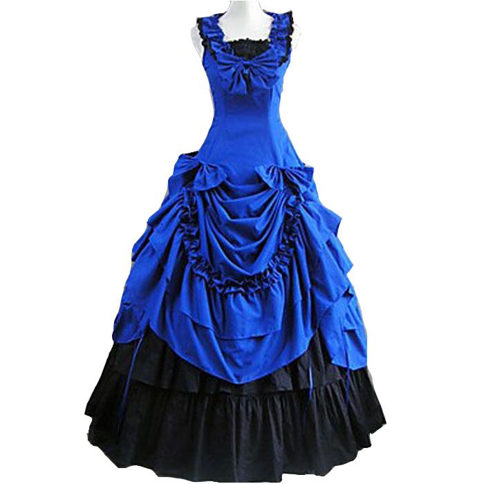 halloween costumes for women adult princess belle belle blue dress ...