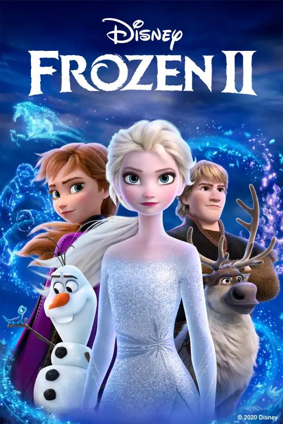Cineplex Store Frozen 2 In 2020 Disney Frozen 2 Blu Ray Disney S