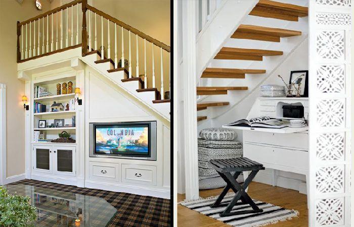 Creative Storage Space Under Stairs Design Ideas Familyroomloft