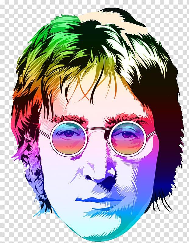 John Lennon Pop Art Imagine John Lennon The Beatles Song John Lennon Transparent Background Png Clipart Imagine John Lennon John Lennon The Beatles