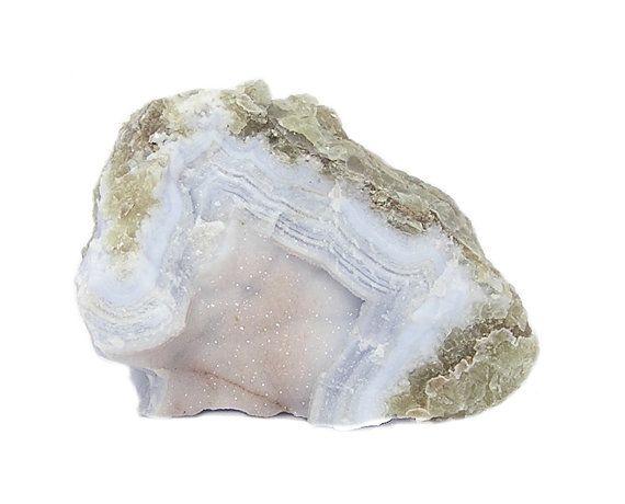 50 white agates 3.1 cm