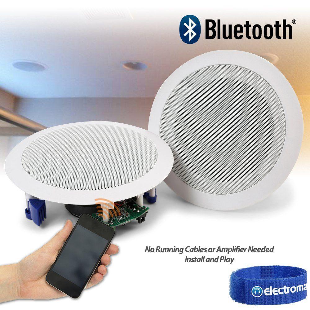 Bluetooth Bathroom Speaker >> bluetooth ceiling speaker | HOME INSPO in 2019 | Ceiling speakers, Wireless ceiling speakers