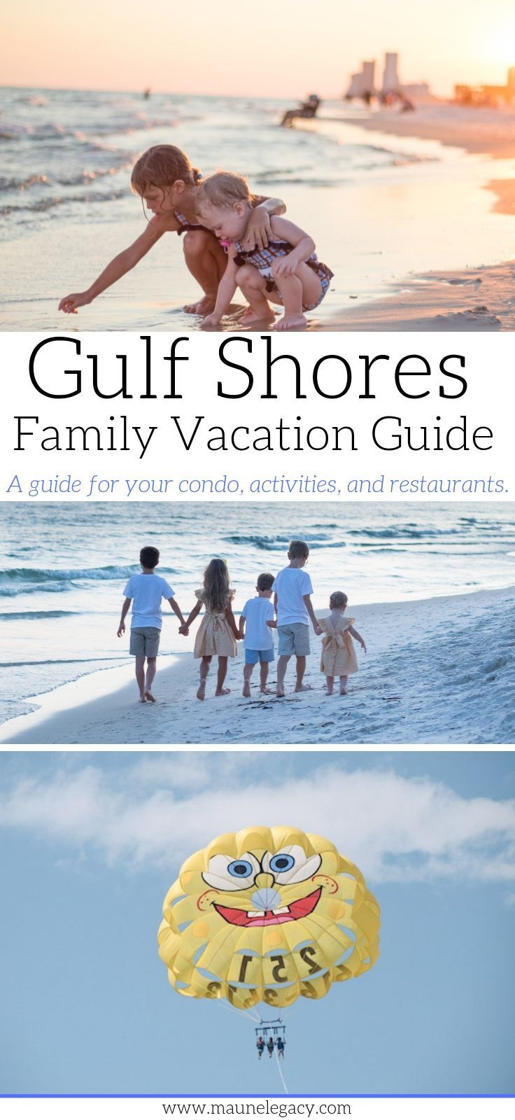 Gulf shores family vacation vacation trips family