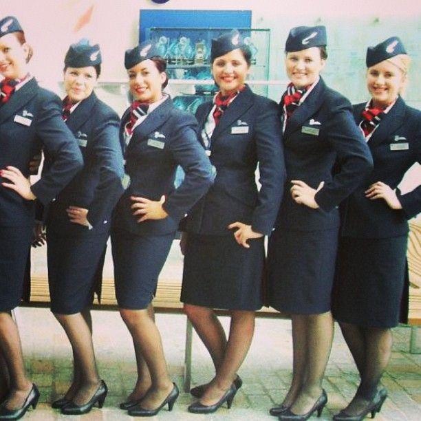 British Airways Photo by missycara (Cara Griffiths) Air Hostesses