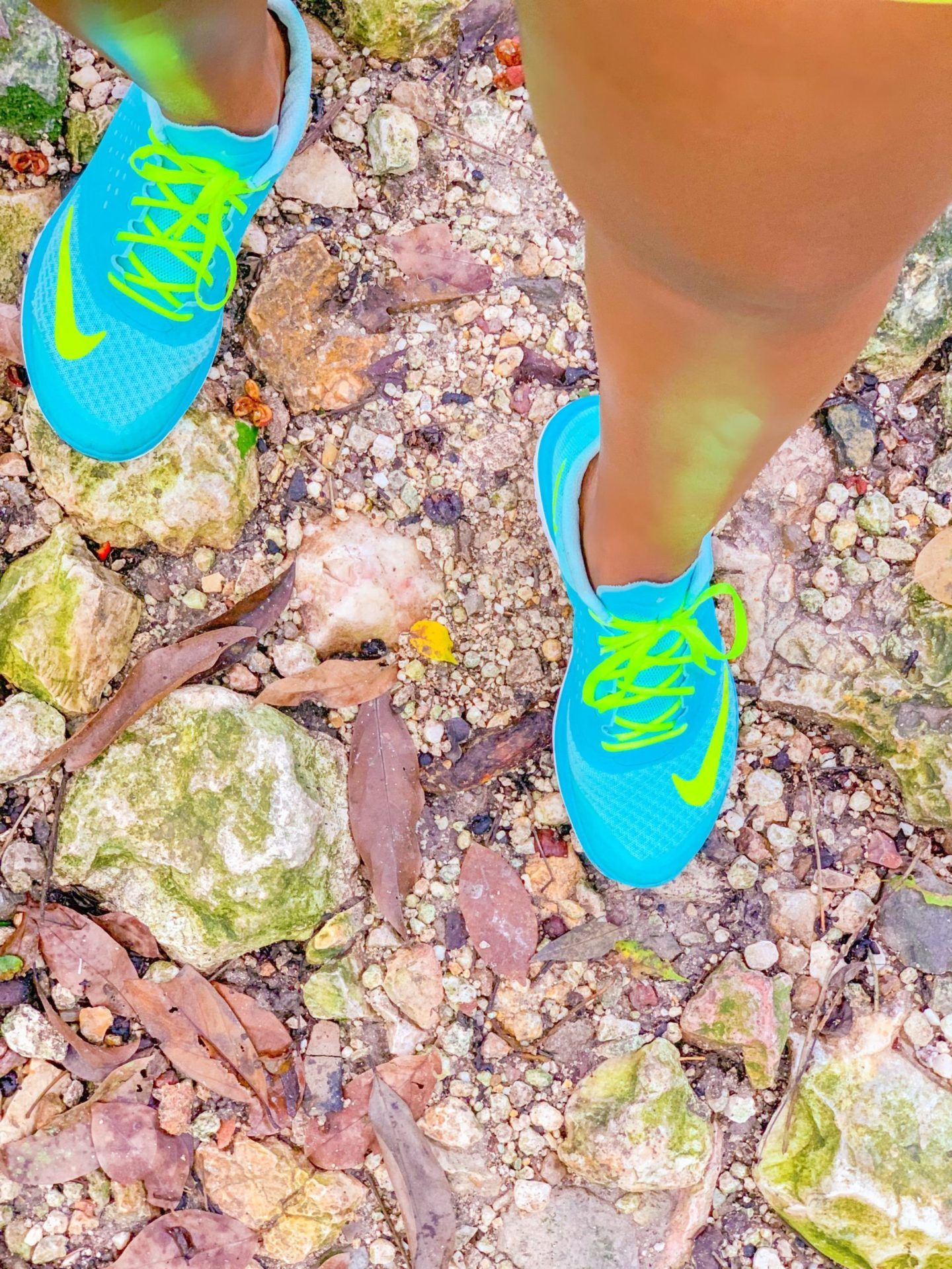Nike Just Do It - Hiking In Belize
