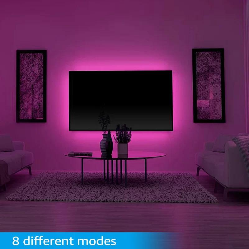 SB10STP12V-50506065RGB Smart LED 196