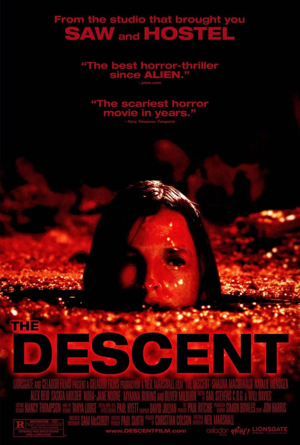 "RECOMMENDED! FULL MOVIE! ""The Descent"" (2006) 
