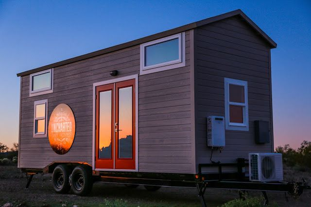 The Mansion Tiny House By Uncharted Tiny Homes Tiny House Community Best Tiny House Tiny House Design