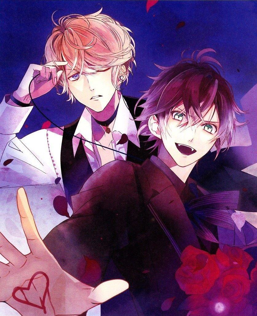 Ayato / Shu Sakamaki【Diabolik Lovers】 【Diabolik Lovers