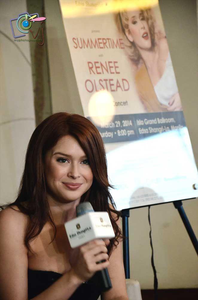 Summertime Renee Olstead Live In Manila Renee Olstead Renee Summertime