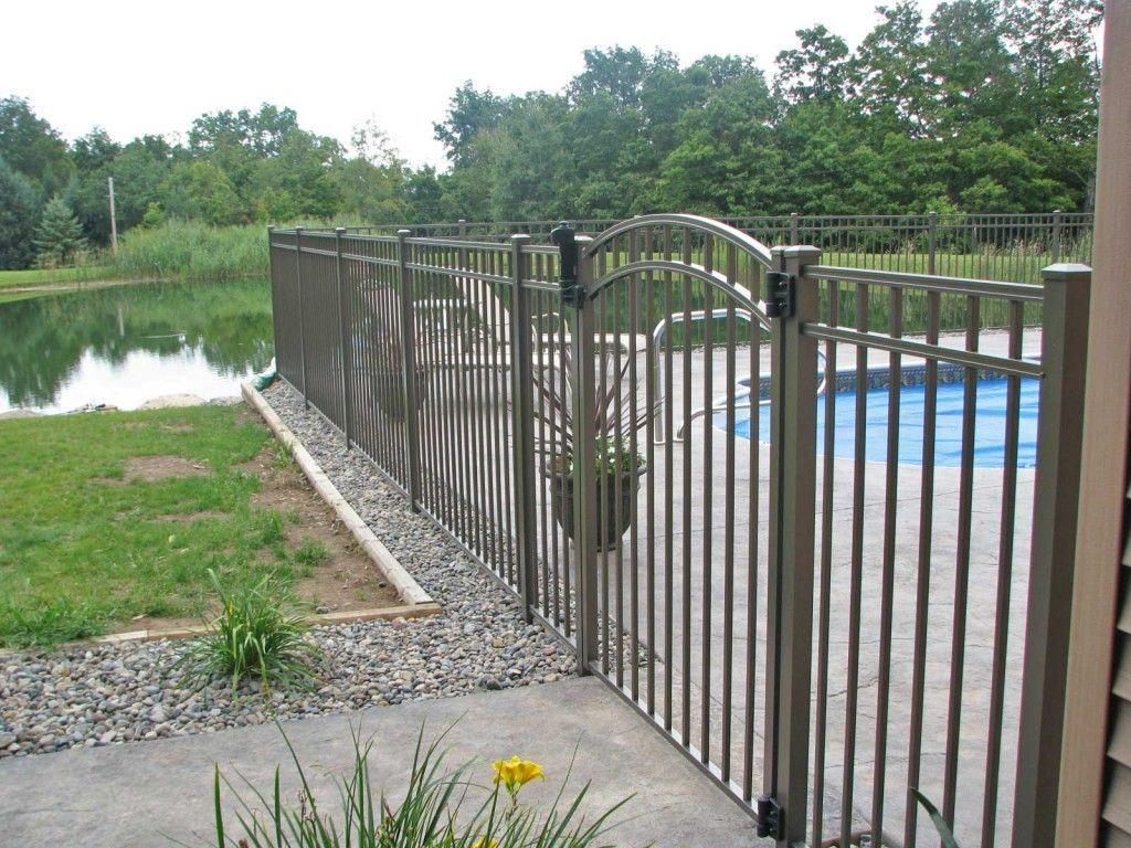 Aluminum Pool Fence Regis Aluminum Pool Fencing Aluminum Pool