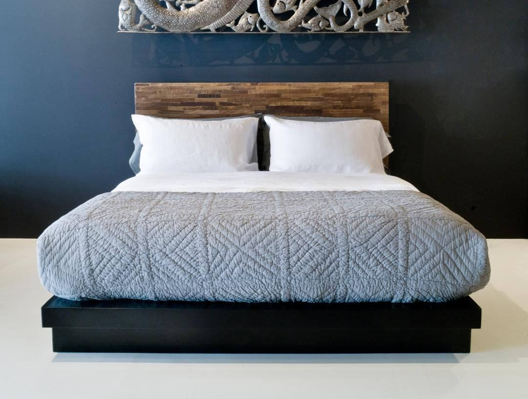 Santomer Low Headboard Bed By Environment Furniture