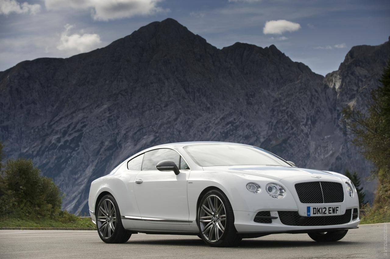 2013 Bentley Continental Gt Speed Beautiful Bentley