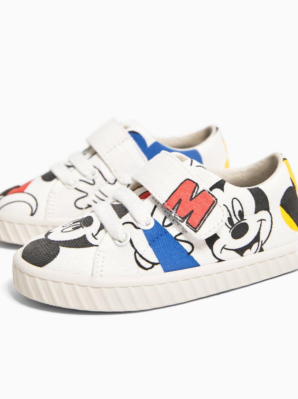 Tenisowki C Disney Wiecej Buty Niemowle Dziewczynka 3 Miesiace 4 Lata Dzieci Zara Polska Disney Sneakers Sneakers Kid Shoes