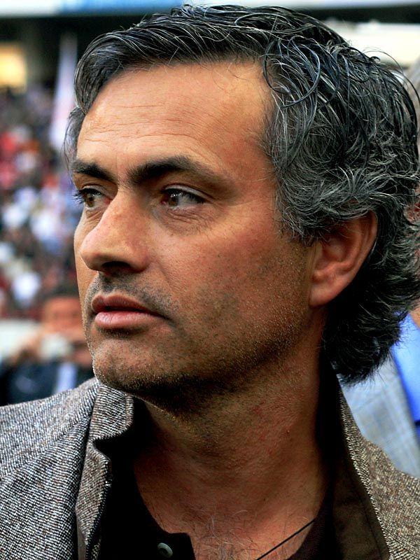 Jose Mourinho Curly Hairstyle Hottt Lips Sexy Older Stud In 2018