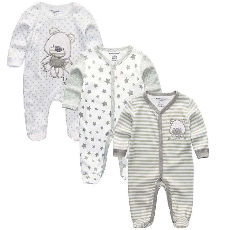 28284fca5 Unisex Newborn Toddler Infant Costumes 3 6 9 12M Pajamas Clothing ...