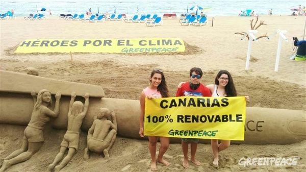 Canarias 100% renovable