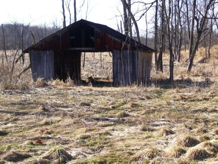 These 15 Places In Ohio Will Absolutely Terrify You Abandoned