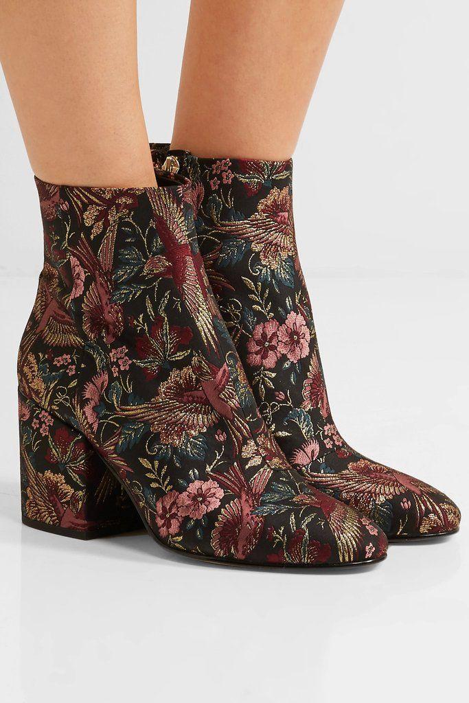 2eff294bf Sam Edelman Taye Jacquard Ankle Boots