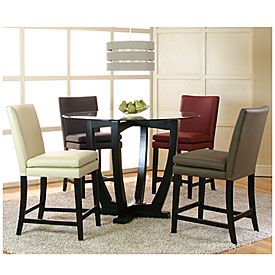 Best Mix Match Counter Height Dining Room 5 Piece Set At Big 400 x 300