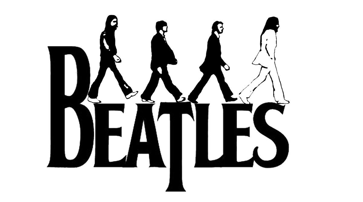 The Beatles Logo And Symbol Meaning History Png Gambar Sketsa Kaos
