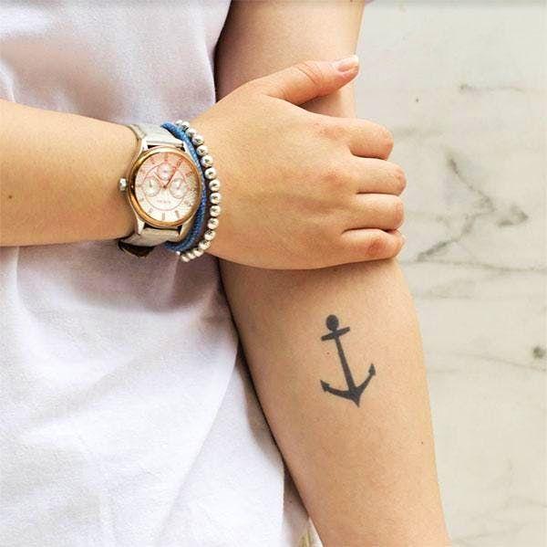Puerto Pilon Tattoo - Semi-Permanent Tattoos by inkbox™