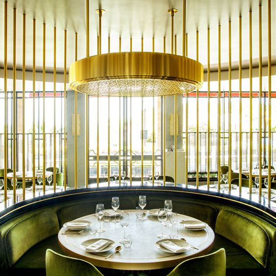 Humbert & Poyet : Restaurant Song Qi | Monaco, Avoir fait et Agence