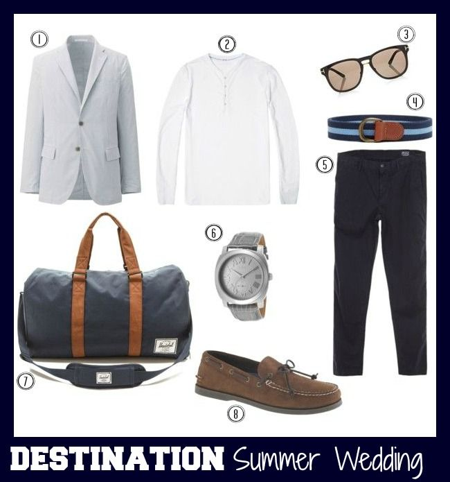 Men's Destination Summer Wedding Outfit Guide ft. @bonobos #menswear #summerwedding #beach #destination #suit