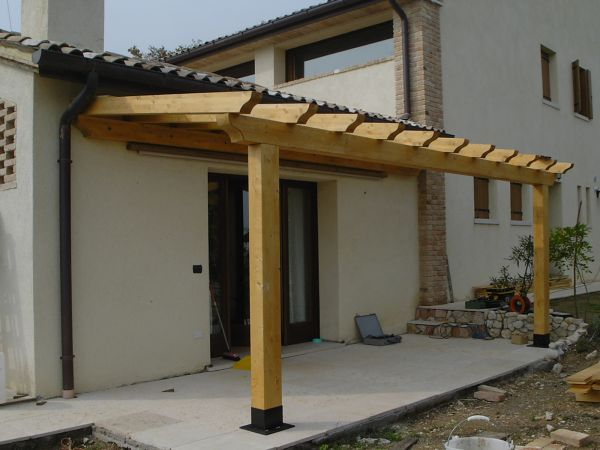 Pergolas de Madera, porches, cenadores, Madrid 677385216 | patio ...