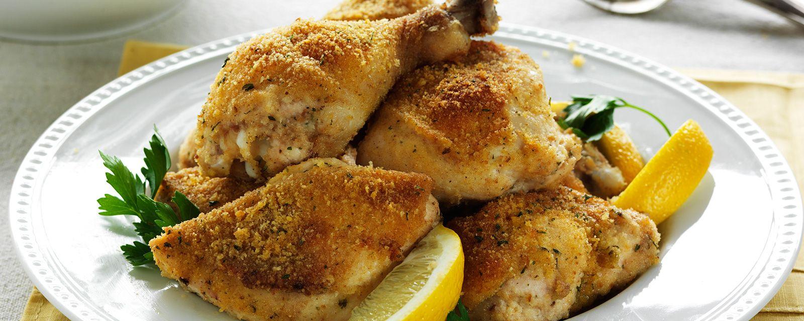 Original Ranch Crispy Chicken Recipe Ez Pz Recipe Z Crispy Chicken Cooking Recipes Food