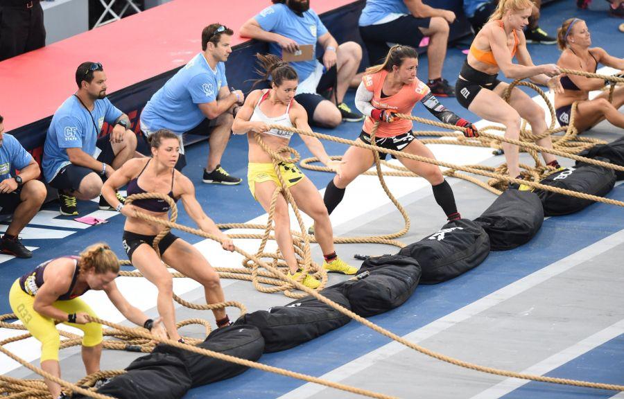 Foto: CrossFit Games