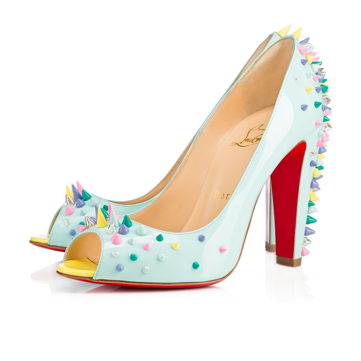Pin on Christian Louboutin shoes