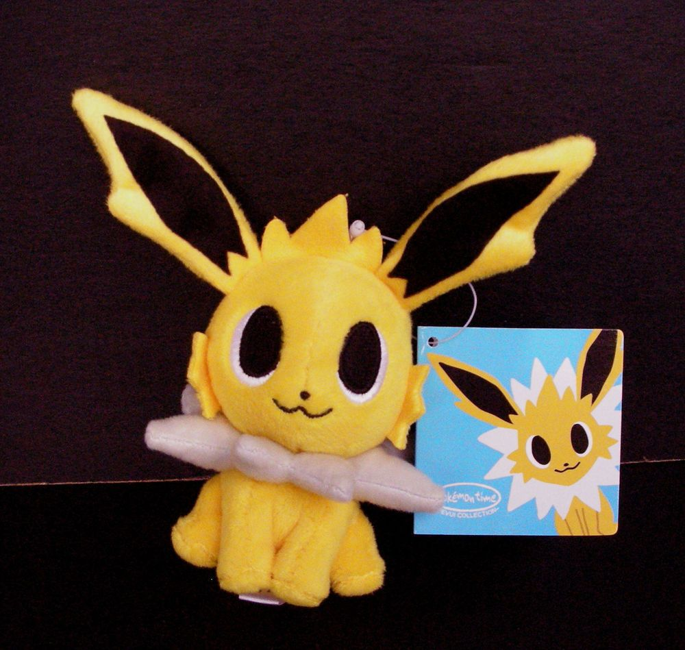 Details about Pokemon Time Mascot Keychain Plush Doll