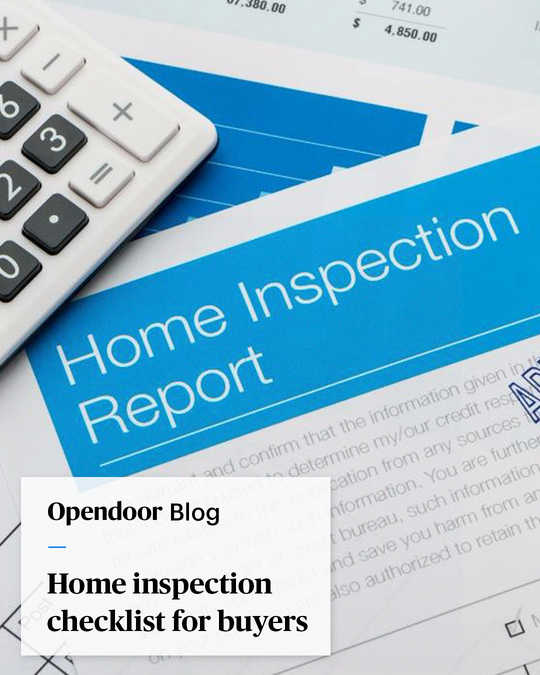 Home Inspection Checklist For Buyers Having Your Own Home