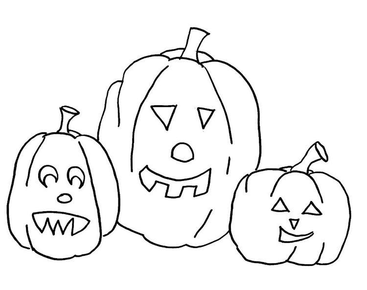 Pumpkin Halloween Coloring Pages Easy Halloween Coloring Pages Halloween Coloring Emoji Coloring Pages