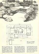 Mid Century Modern Plan - Weyerhauser