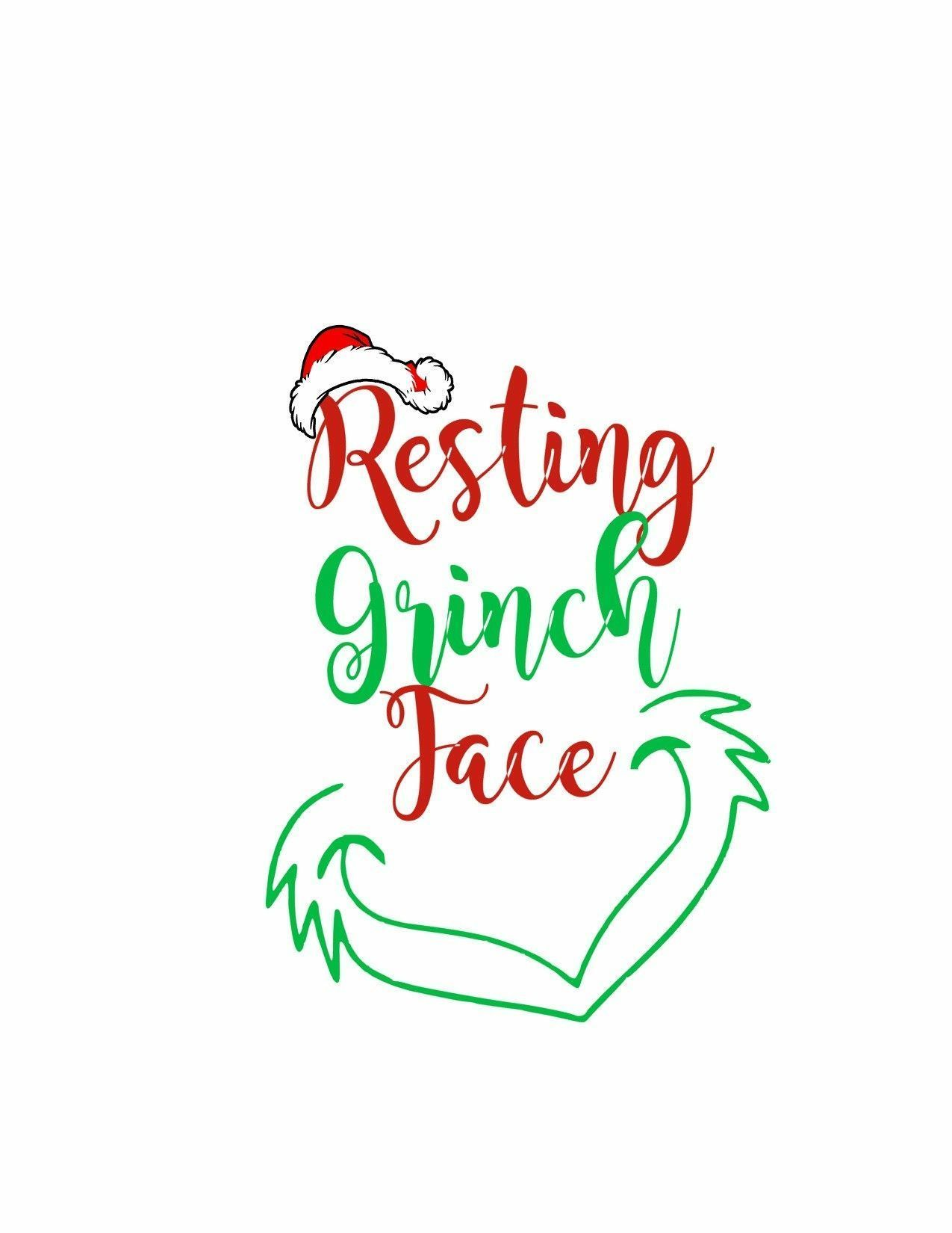 Image Result For Free Grinch Characters Svg Files Grinch
