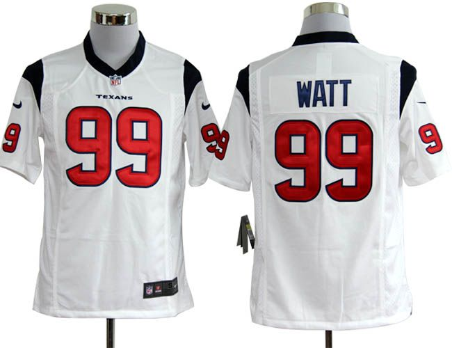 NFL Jersey's Nike Matt Schaub Houston Texans Youth Game Jersey - Red