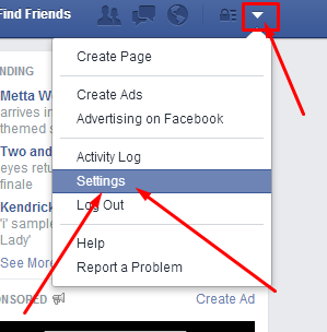 How I Can Block My Facebook Id Permanently Or Temporary Create Ads Delete Facebook Blocked On Facebook