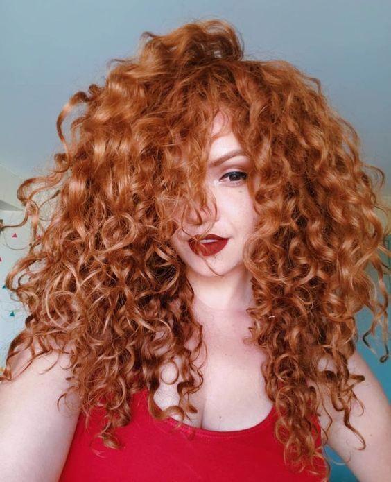 40 Unbestreitbar Hubsche Frisur Fur Lockiges Haar Seite 4 Von 4 Stylish Bunny Na Curly Hair Styles Curly Hair Styles Naturally Red Curly Hair