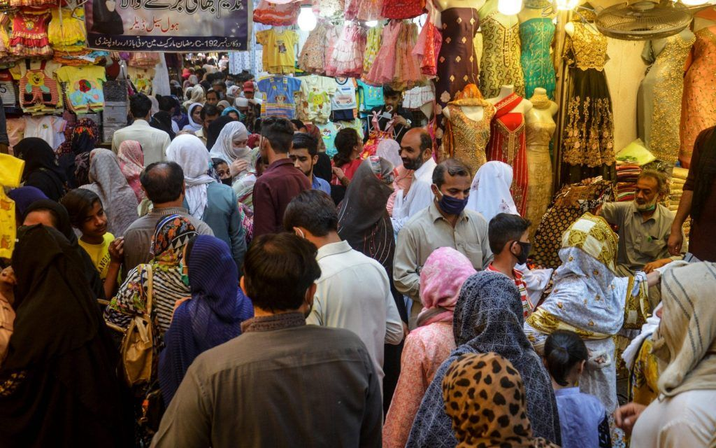 Local Authorities Imposed A Ban On Women Shopping In Hangu Khyber Pakhtunkhwa Women Shopping Shopping Places Social Media S