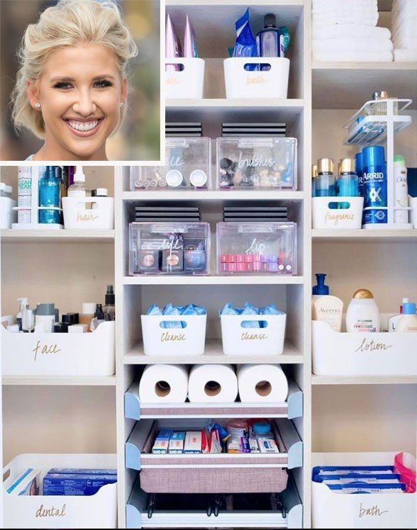 Photo of In Tiffani Thiessens Crazy-Clean-Kühlschrank und den hyperorganisierten Häusern von More Celebs